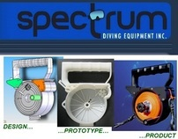 The Reeler™ for Spectrum Diving Equipment, Inc.