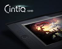 Cintiq13HD Campaign Page