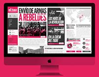 DIARIO WEB - Portal de noticias independiente