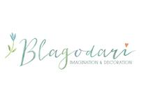 «BLAGODARI» logo