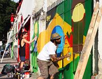 Mural #7 ~ Rio