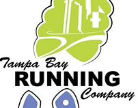 Tampa Bay Running Company Logo Project