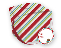 Target Christmas party ware (sampling)