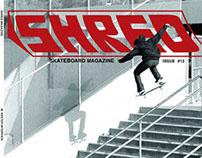 Shred magazine