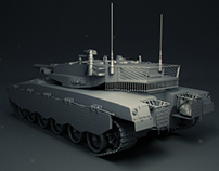 Merkava Mk3