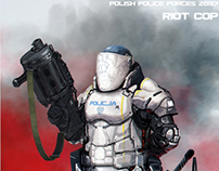 Polish Police Forces 2037
