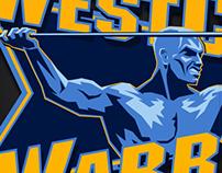West Coast Warriors Logo