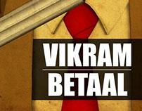 Book cover : Vikram Betaal