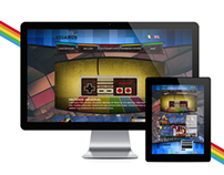 Vigamus Videogame Museum || Website Restyling