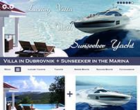 CinC Yachting Website