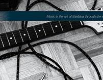 Brochure per casa discografica