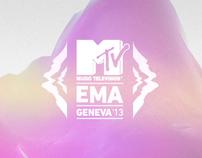 Fictive MTV EMA Geneva 2013 Opener