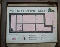 The 798 art zone, Beijing - my glance