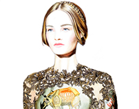 Valentino Haute Couture FW 2013