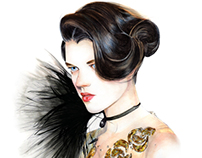 Armani Privé Haute Couture FW 2013
