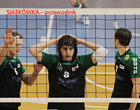 Siatkówka - przewodnik / Volleyball - guidebook