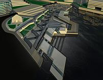 Urban Design Studio : Al - Bustan Complex Design