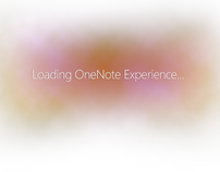 OneNote Website Proposal