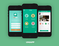 a school app