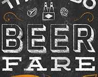 LCBO 2013 Beer Campaign Creative Submissoins