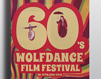 60's Film Festival Posters