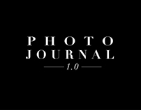 Photo Journal 1.0