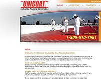 Industrial Roofing Website