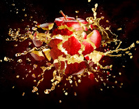 Exploding Fruit