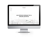 Galli-Deco Landing page
