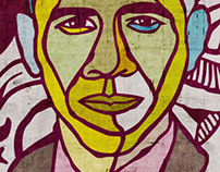 Obama Portrait