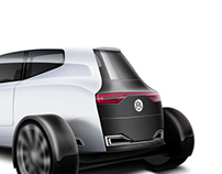 Automotive Design (Master's course)