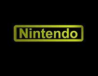 Mario Kart 64 3D Nintendo Logo