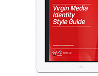 Virgin Media Identity Style Guide