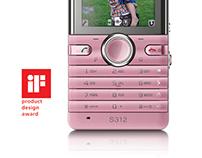Sony Ericsson – S312