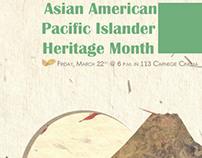 Asian-American Pacific Islander Heritage Month Brochure