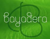 Bayadera (Typeface)