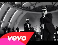 Suit & Tie Unofficial Video