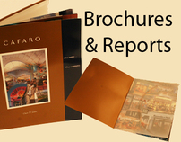 Corporate Brochures & Annual Reports