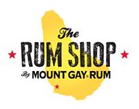 Mount Gay POS + Sampling