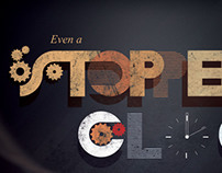 Stopped clock