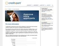CreditXpert website