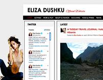 Eliza Dushku Responsive Ning Network