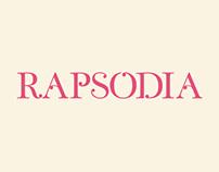 Proyecto de rediseño | Rapsodia