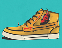 Vector: Native Sneaker