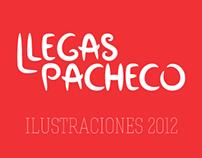 Ilustraciones 2012