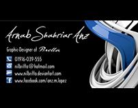 Pixella Business Card [Arnab Shahriar Anz]