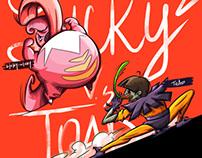 PK-mon vs X-men - Round 2