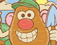 Mr. Potato Head Style Guide