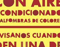 Campaña para Cinemateca Uruguaya