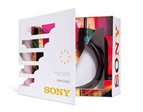 Sony Packaging